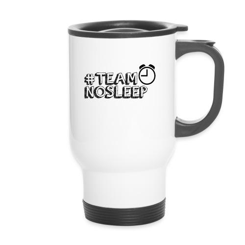 TEAMNOSLEEP - Thermal mug with handle