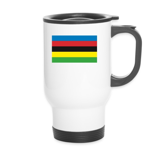 Cycling_World_Champion_Rainbow_Stripes-png - Thermo mok