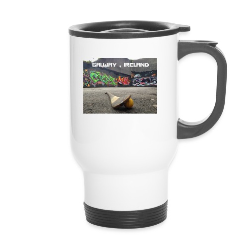 GALWAY IRELAND BARNA - Thermal mug with handle
