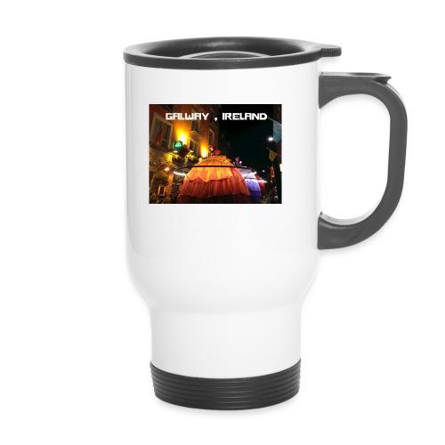 GALWAY IRELAND MACNAS - Thermal mug with handle