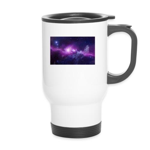 tshirt galaxy - Mug thermos
