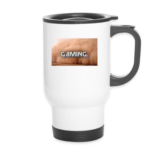GamingDust LOGO - Travel Mug