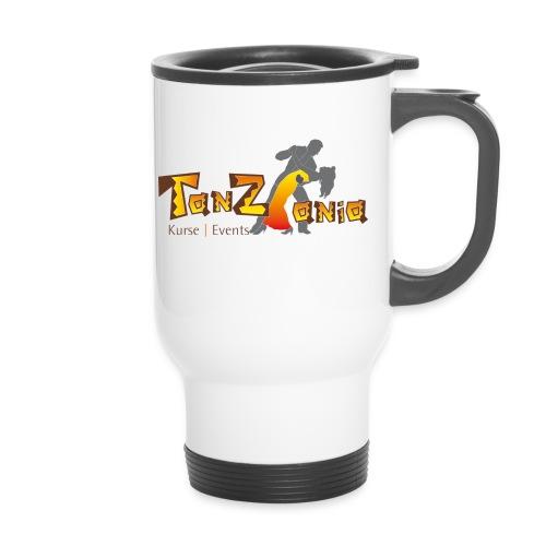 tanzania kids2016 png - Thermobecher mit Tragegriff