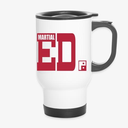 logo4 - Thermal mug with handle