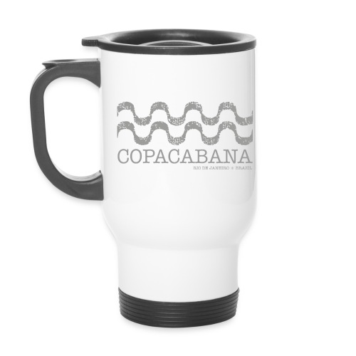 Copacabana - Termosmugg med handtag