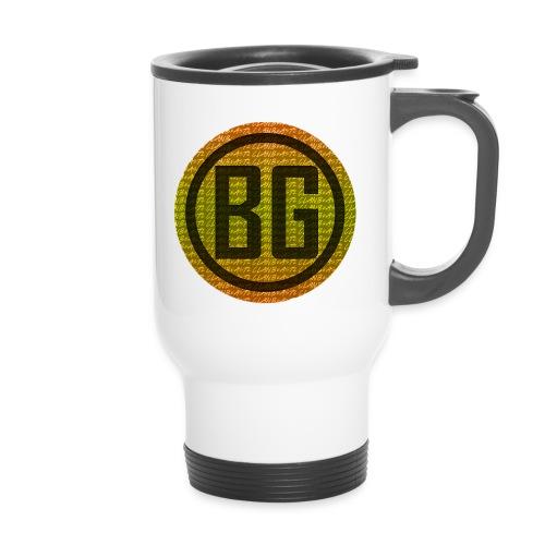 BeAsTz GAMING HOODIE - Thermal mug with handle
