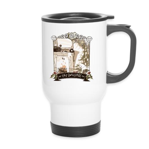 GRYM T-Shirt Light - Travel Mug