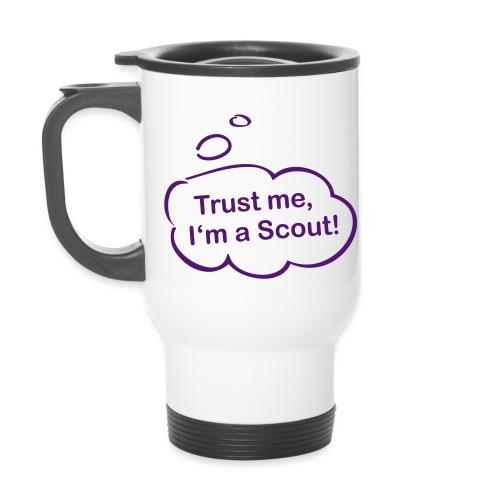 Trust me - Travel Mug