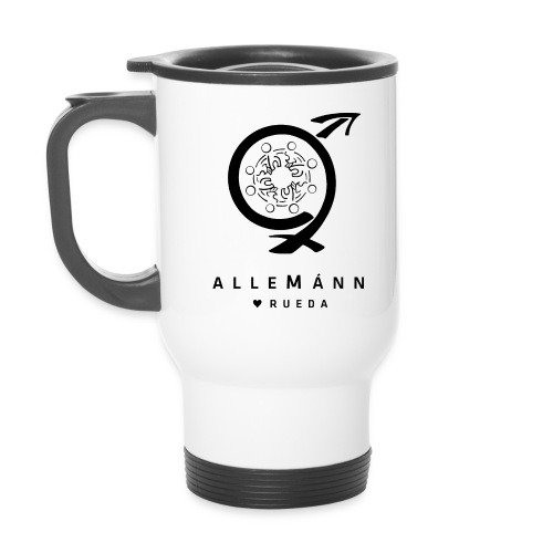 alleMánn Shirt 2 - Thermobecher
