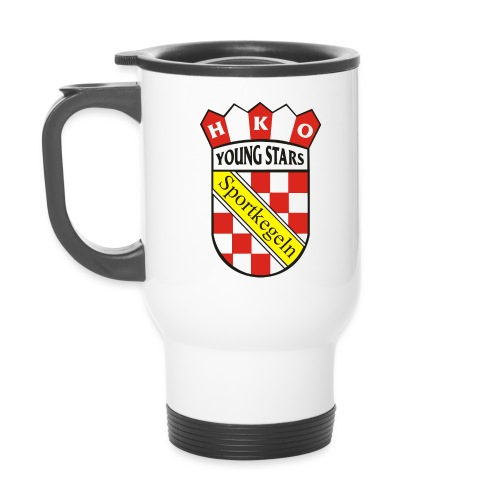 Wappen png - Thermobecher mit Tragegriff