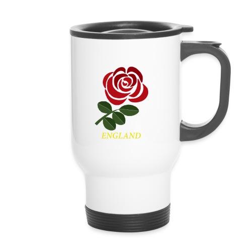 England logo Design - Thermal mug with handle