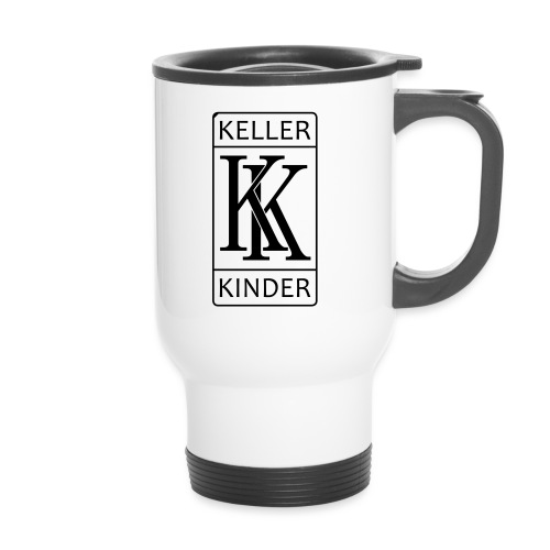 kk logo vektor - Thermobecher