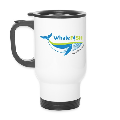 WF Logo With Strap png - Thermal mug with handle