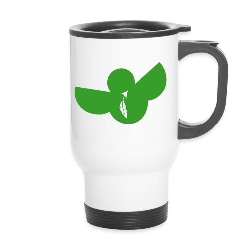 designbar vogel - Thermal mug with handle