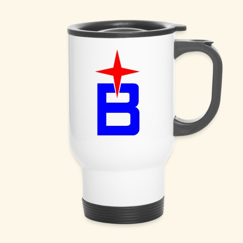b logo - Thermobecher