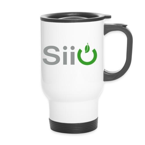 Siio Button ohne Schatten - Thermobecher mit Tragegriff
