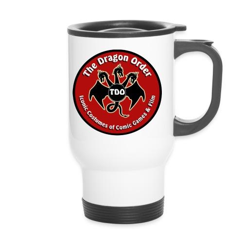 TDO sample patch png - Travel Mug