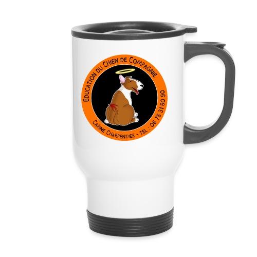logo tel copie png - Mug thermos