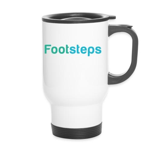 Footsteps_Logo_einzeln - Thermobecher