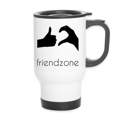 friendzone logo - Termosmugg med handtag
