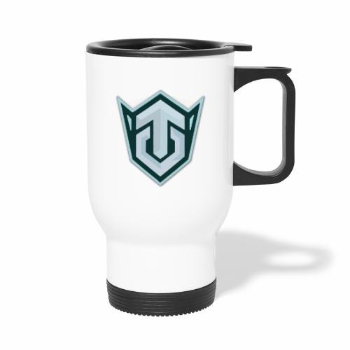 PNG Logo - Thermal mug with handle