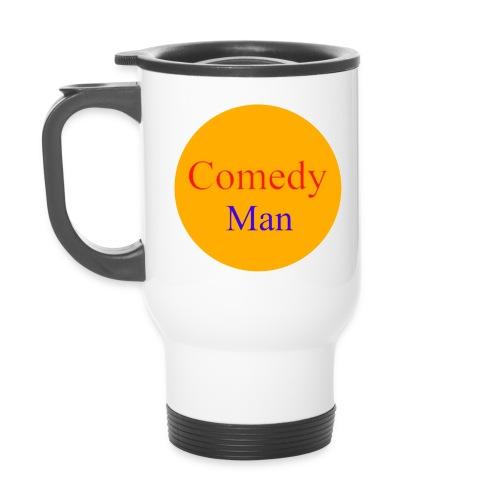 comedy man logo - Thermo mok