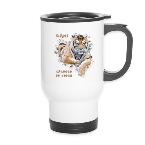 Rani portrait - Mug thermos