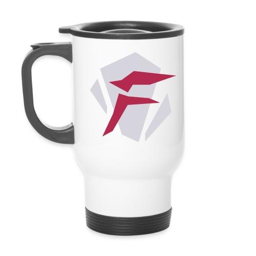 Logo - Termokopp med håndtak