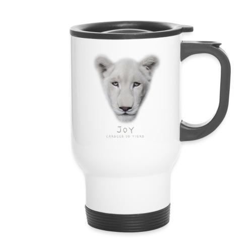 Joy portrait - Mug thermos