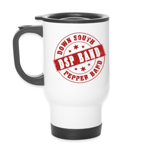 DSP band logo - Travel Mug