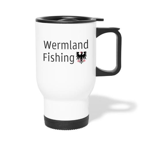 Wermland Fishing - (Black edition) - Termosmugg