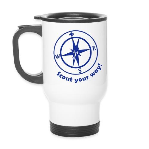 Scout your way - Travel Mug