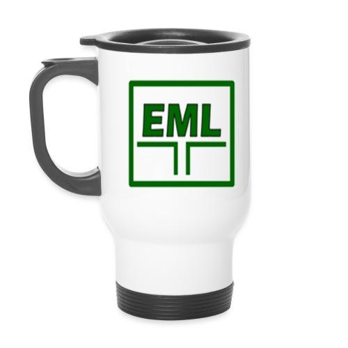 Essexcare logo - Thermal mug with handle