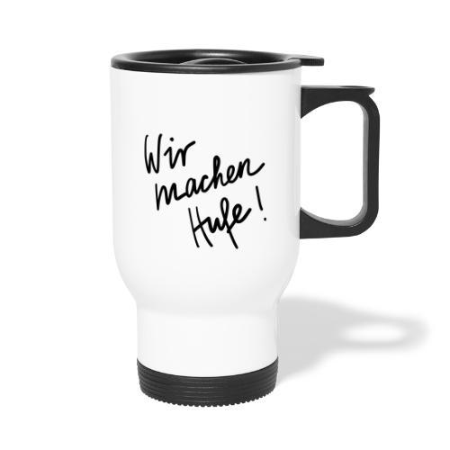 Wir_machen_Hufe - Thermobecher