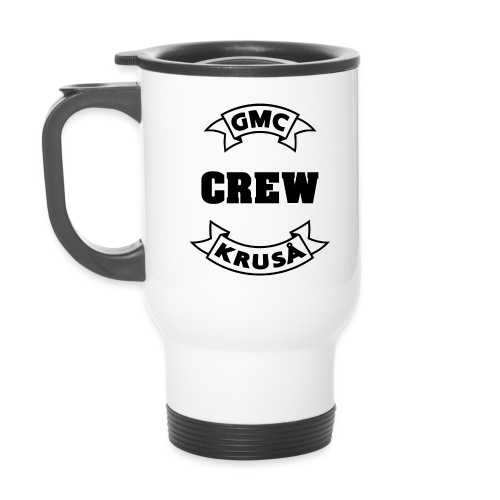 GMC CREWSHIRT - KUN FOR / CREW MEMBERS ONLY - Termokrus