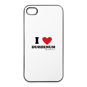 I love duodenum - iPhone 4/4s hard case