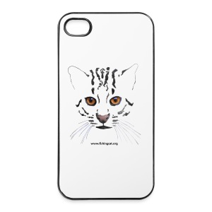 Viverrina 1 - iPhone 4/4s Hard Case