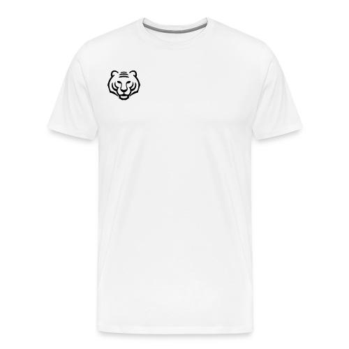 Brattlof Logo - Premium-T-shirt herr