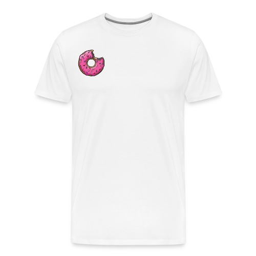 Donut Touch Me - Premium T-skjorte for menn