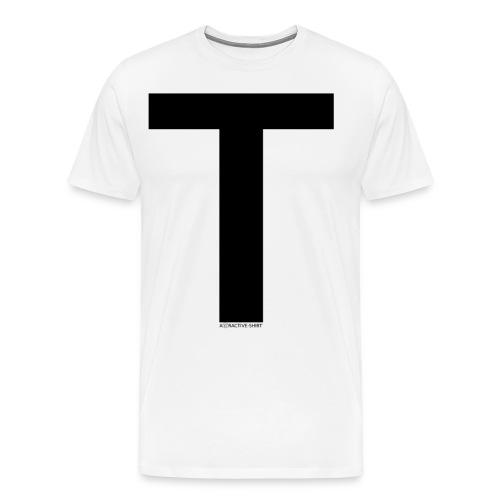 Attractive-Shirt - Männer Premium T-Shirt