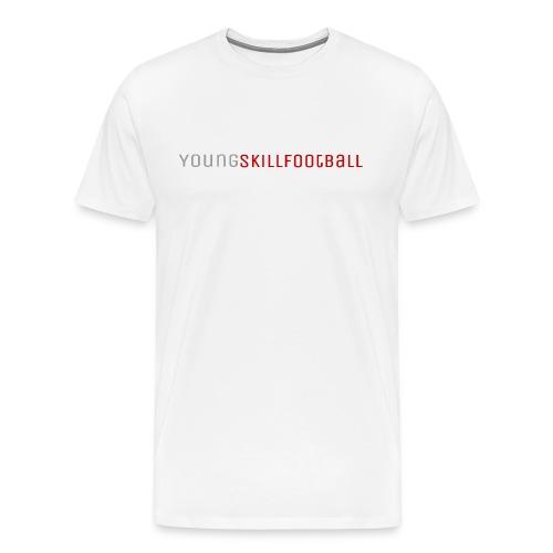 YoungSkillFootball - Männer Premium T-Shirt