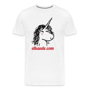 Kaede the Unicorn - Men's Premium T-Shirt
