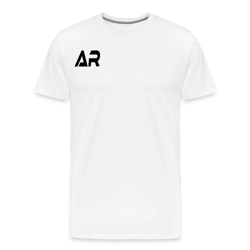 Alex Ralston Murch logo - Men's Premium T-Shirt