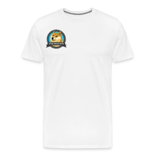 Doge merch - Mannen Premium T-shirt