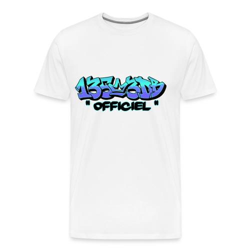 Graff 135.3db Officiel - T-shirt Premium Homme