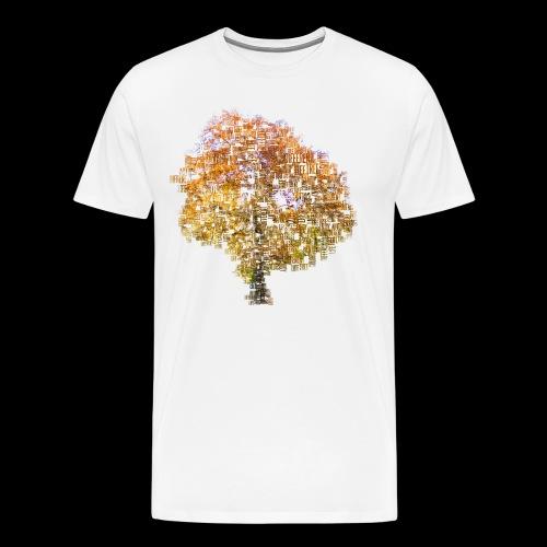 Tree Of Life - Männer Premium T-Shirt