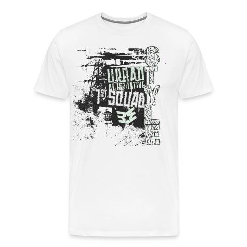 Souad Style design - Männer Premium T-Shirt