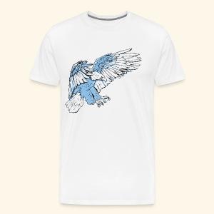Aguila ADLER - Camiseta premium hombre