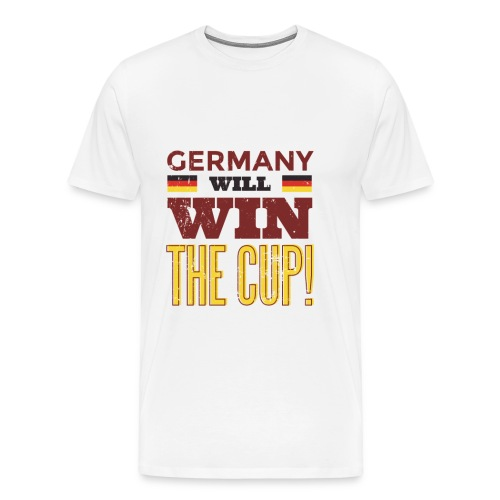 Ger2 russia2018 tshirthq 012 - Männer Premium T-Shirt