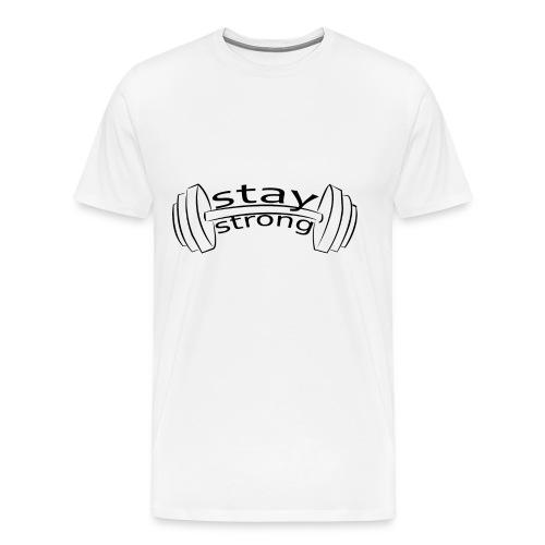 stay strong - Männer Premium T-Shirt